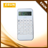 Cheapest promotional elegant I phone idea Desktop digtial calculator office pocket caculator