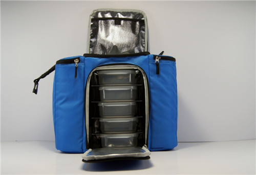 large waterproof aluminium foil insulated ice cooler bag delivery lunch cooler bag with family picnic cooler bag