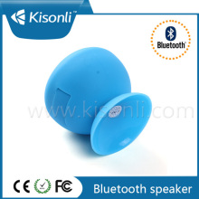 Innovation Items AUX/DC 5V Input Music Speaker Bluetooth Suction Cup