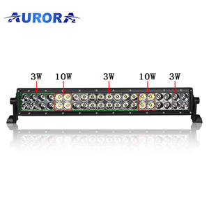 Brightest IP69K SAE Emark 20inch 4x4 LED Light Bar led light bar 5d