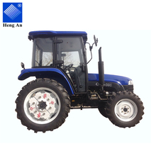 China 90hp tractor 4X4 farm tractor