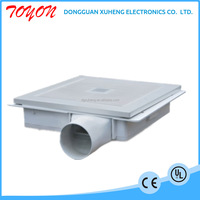 toyon dc brushless motor energy-saving ceiling exhaust fan