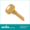 High quality brass door lock key