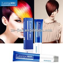 LANONE Professional Indian Hair Dye, Popular Colors