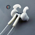 Private Tooling Magnet Earphones, Sport Earbuds with microphone, Unique Shark fin silicone Earphone