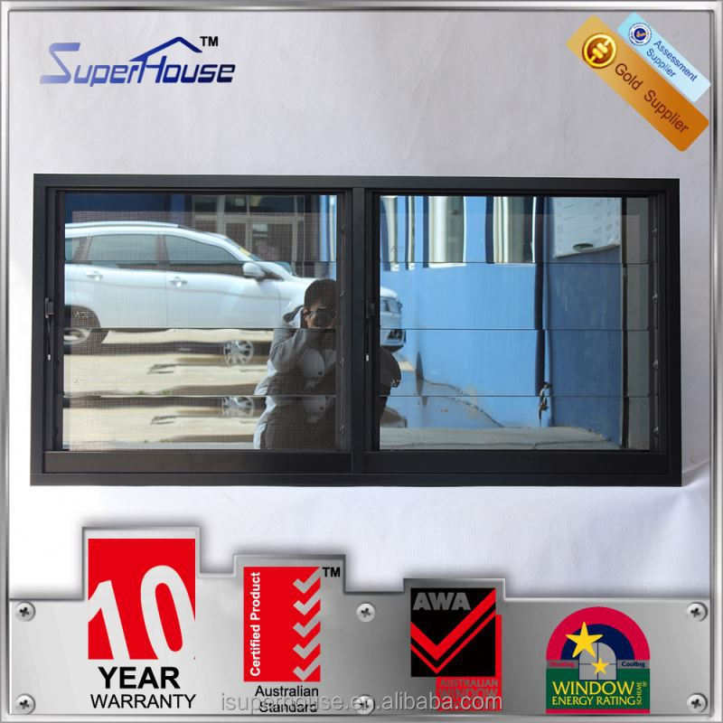 Common Adjustable Blinds Operable Transom Window With Fine Privacy Protection