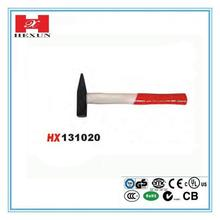 Machinist hammer with bleaching handle