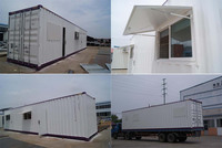Chinese Modular House for Camp portable building mobile building