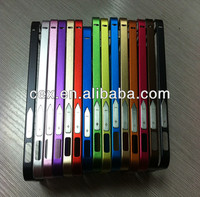 New Aluminum Metal Strong Blade Bumper Frame Cover Case for Apple iPhone 5S