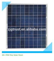 65W Poly Solar Panel