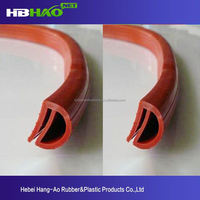 produce and supply color food frade oven door seal strip / rubber silicone seal strip, silicone tube