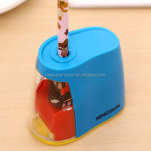 Flat cutter Auto stop best electric pencil sharpener