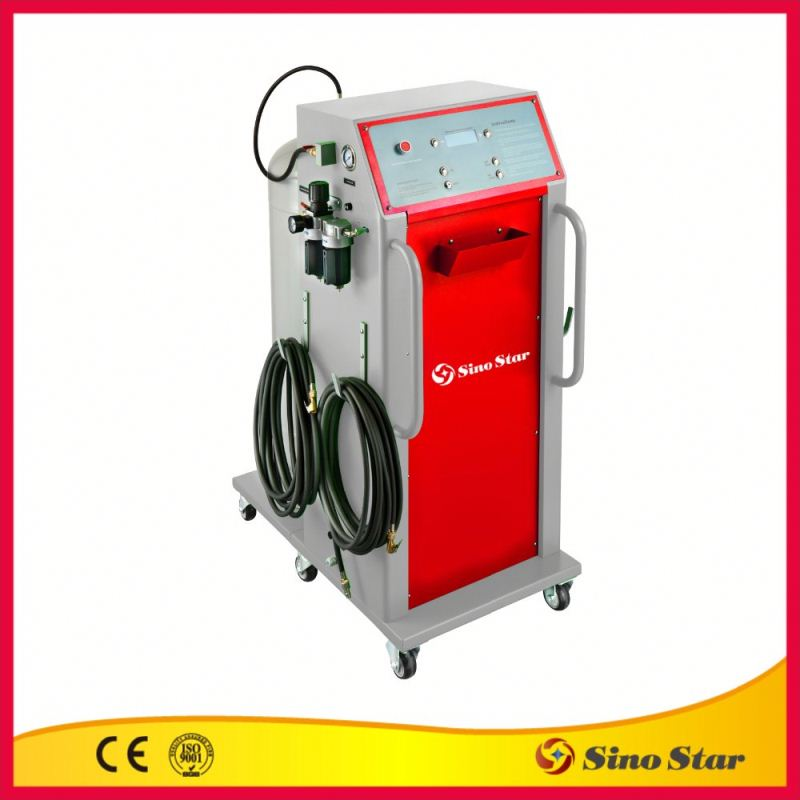 Manual auto Nitrogen tyre inflation system by Sino Star