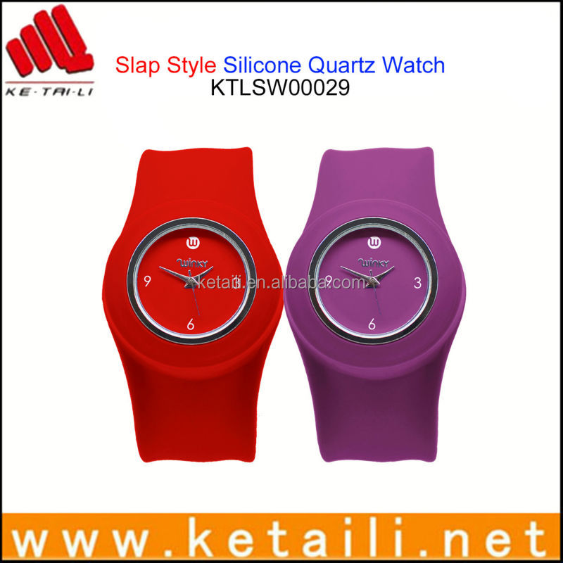 2014 Hot new products digital silicone watch