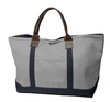 See Through Beach Bags , Polyester Beach Bag With Side Pocket