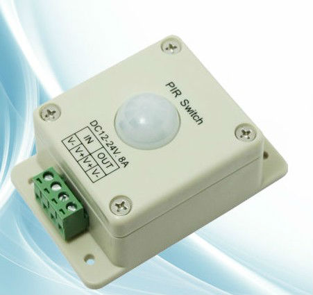 Hot sale led pir motion sensor switch DC12-24V