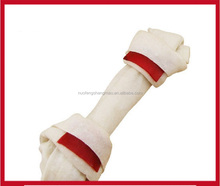 Red Rawhide knot Import dry dog food products
