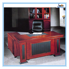 New design fashion and cheap wooden executive compact computer desk