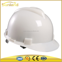 HDPE ABS material CE welding helmet custom safety helmet