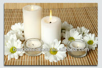 artificial candles with LED, wall hanging led art, types of christmas decorations