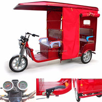 Heavy Load Power Electric Tricycle for passenger/three wheel tricycle