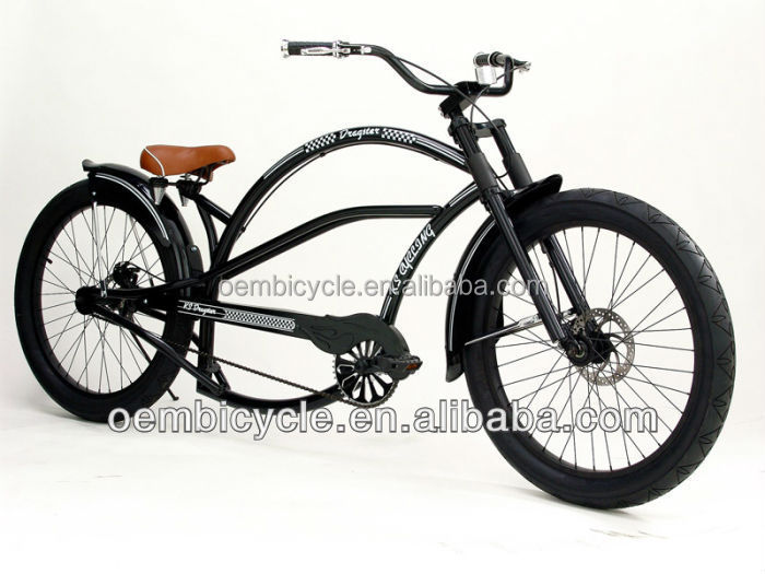Mens chopper vélos plage cruiser bike