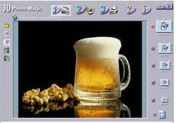3D Photo Magic Lenticular Software