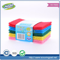 Wholesale non-stick oil easy wash cleaning pad