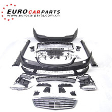 W221 S65 A style body kit for Mercedes S-CLASS W221 PP material