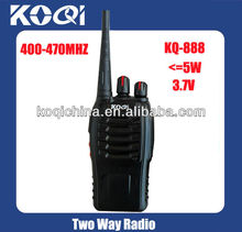 mini radio UHF CB radio