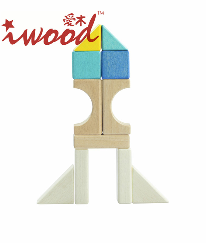 Wooden Blocks Baby Memory Toys DIY High-end Blocks Wholesale creative toy