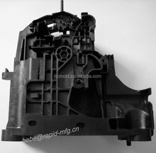 Automotive Injection Mould, Plastic Mould Injection Auto Molded Parts Bumper Plastic Mould