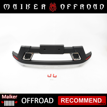 ABS Front bumper guard for Jeep Compass 17+ auto accessories