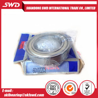 Import from Japan original 6010 ZZ C3 nsk bearing price list
