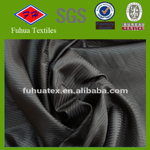 wholesale high quality 190t polyester taffeta/ lining fabrics