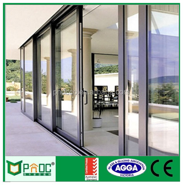 Sandwich Panels Specifications Aluminum Sliding Door with AS2047 PNOC101020LS