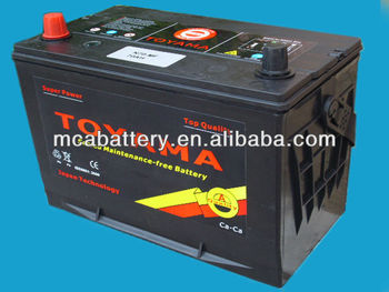 Good Quality Maintenance-Free Car Battery 12V70Ah
