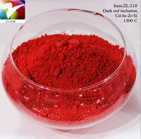 color inorganic high temperature resistant ceramic glaze pigment powder