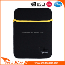 New arrival black neoprene case for ipad air 2