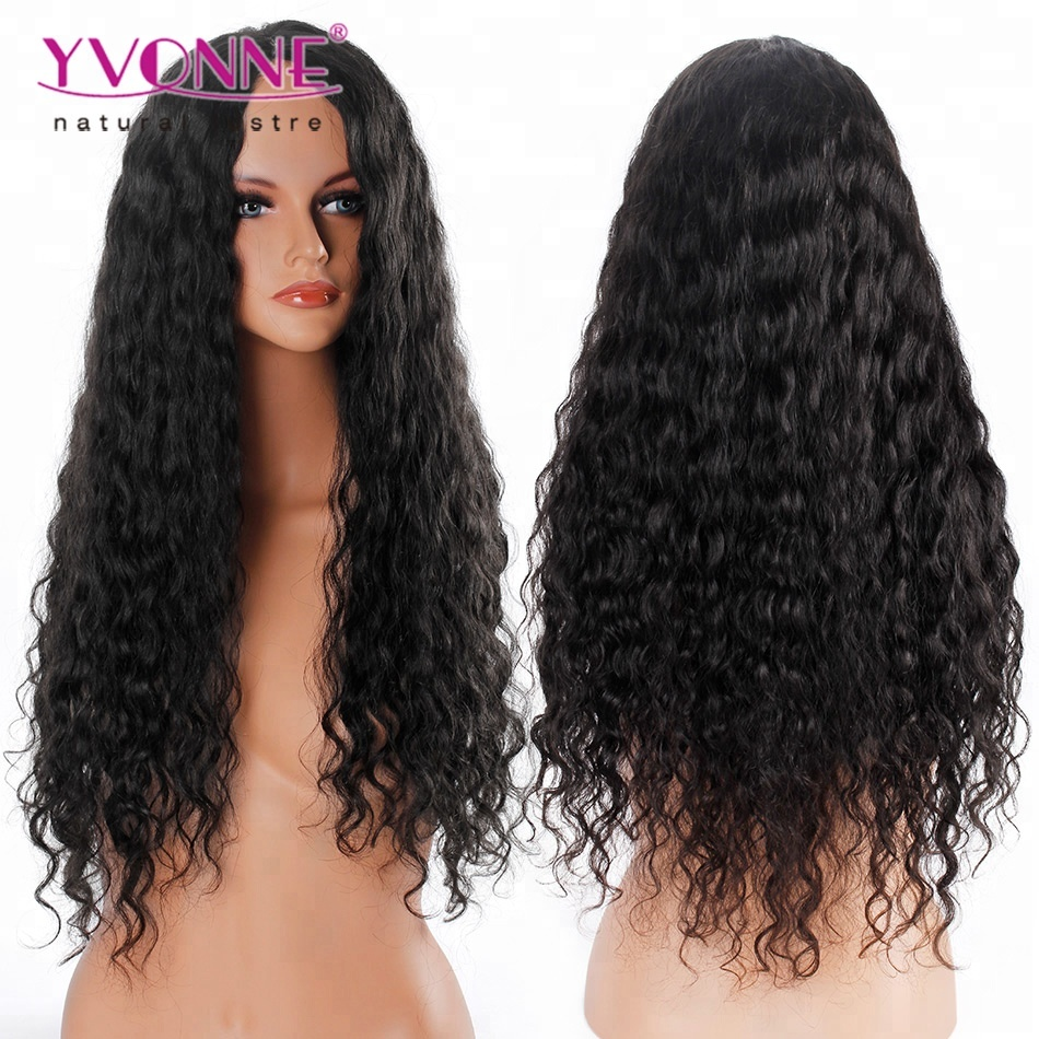 Allrun Ocean Wave Side Part Lace Front Human Hair Wigs Bob Wig Women Natural Ear To Ear Brazilian Remy Human Hair Lace Front Wig Hair Extensions & Wigs