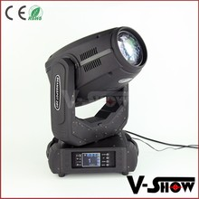 Guangzhou moving head light 280w moving head spot pointe 280w spot wash beam moving head light for stage