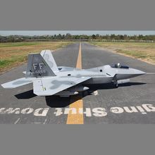 F-22 RTF Plane Do 3D Actions RC Jet Airplane