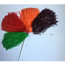 Promotion Product Cheering Dance Props Pom Pom For Cheerleader