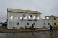 ISO LPCB ABS certification prefabricated steel house