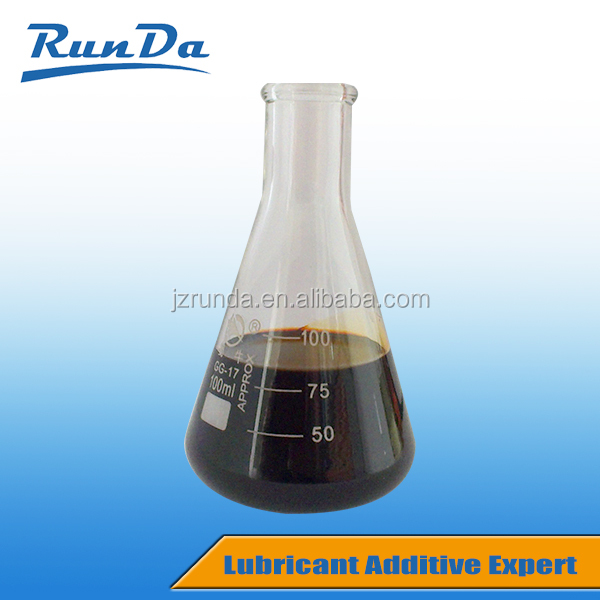 RD104 Best Quality Engine oil additives Industrial lube oil liquid/Detergent