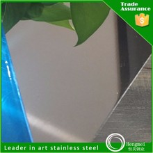 Selling Websites Mirror Decoration Stainless Steel Plate for Kitchen Wall Panels
