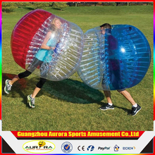Factory Price Sales Inflatable Bumper Ball With Size 1.2m PVC or TPU Material