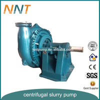 Centrifugal Gravel River Sand Suction Dredge Pump and Pump Parts