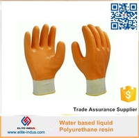 Water-Soluble Polyurethane Resin for Glove