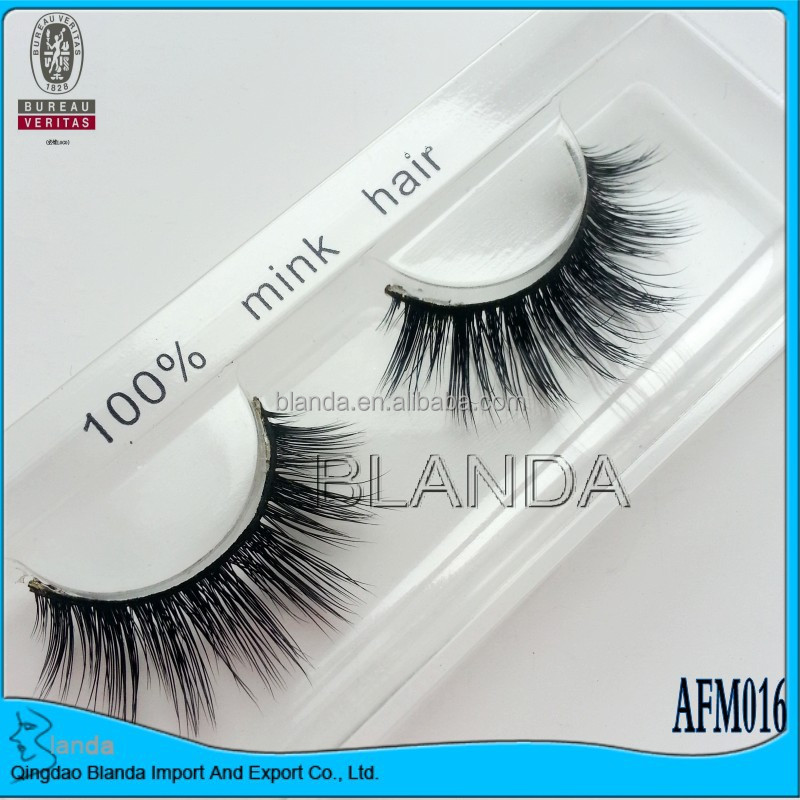 Individual Mink Eyelashes For Woman Real Mink Fur Lashes Wholesale Price Siberian Mink Lashes Eyelash Extensions
